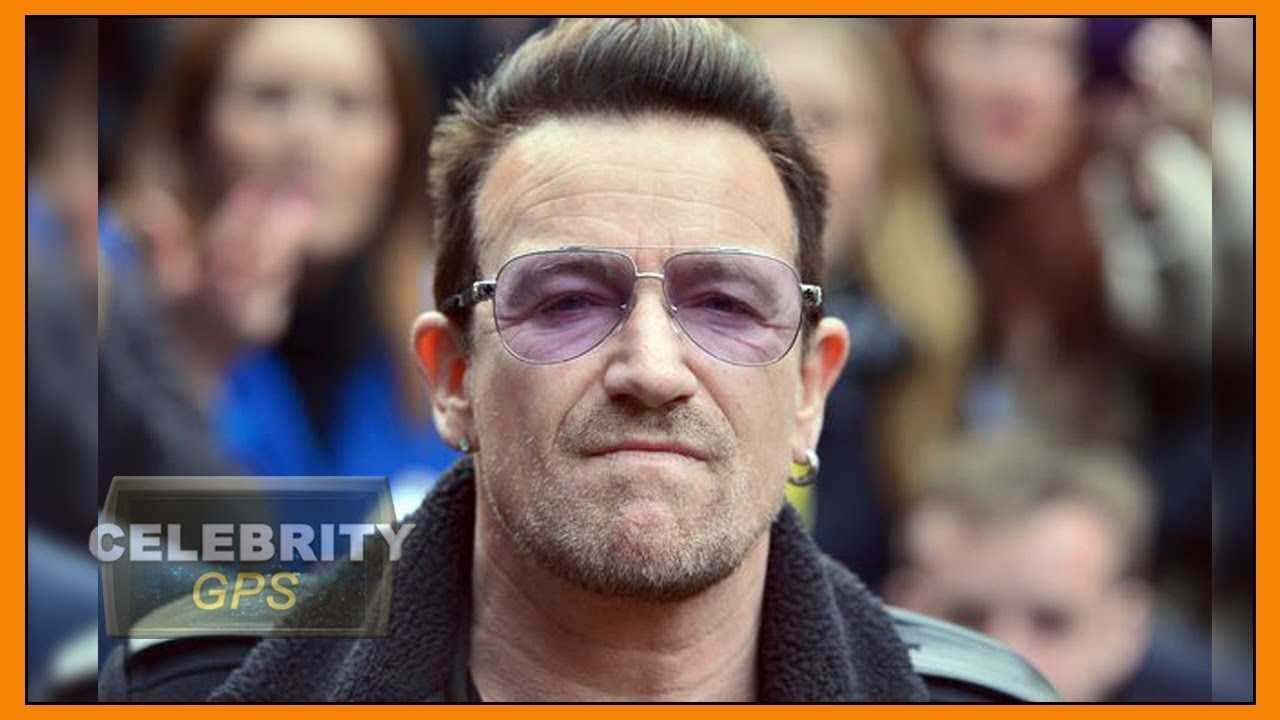 Bono issues statement after losing voice - Hollywood TV