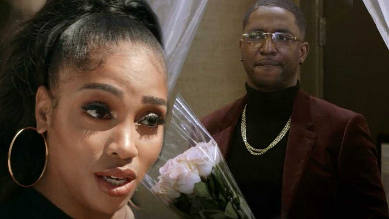 Brooke Valentine is done w/ Marcus after finding he cheated AGAIN 1
