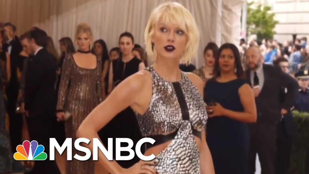 Can Taylor Swift Bring Democrats Out Of The Woods In The South?   Deadline   MSNBC
