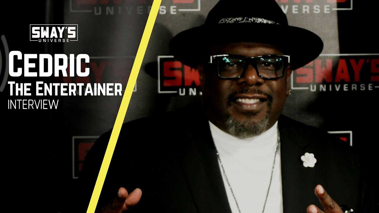 Cedric The Entertainer on New Show 'The Neighborhood' and Comedians Beefing