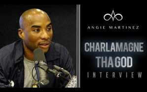 Charlamagne Tha God Talks New Book, Dealing w/ Anxiety +…