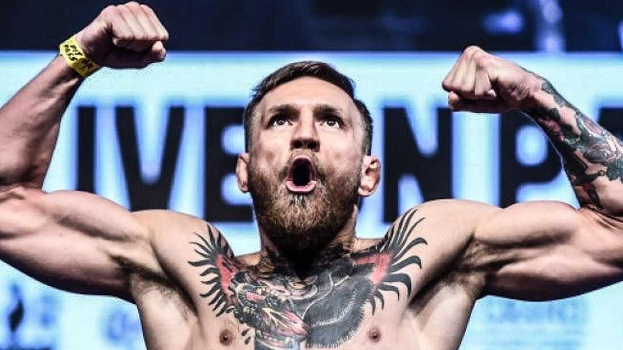 Conor McGregor Wants To Fight Anderson Silva