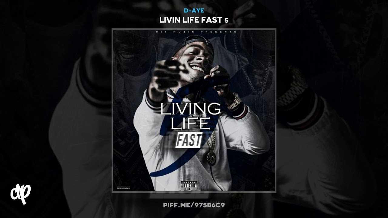 D-Aye - Shake Sumn [Livin Life Fast 5]
