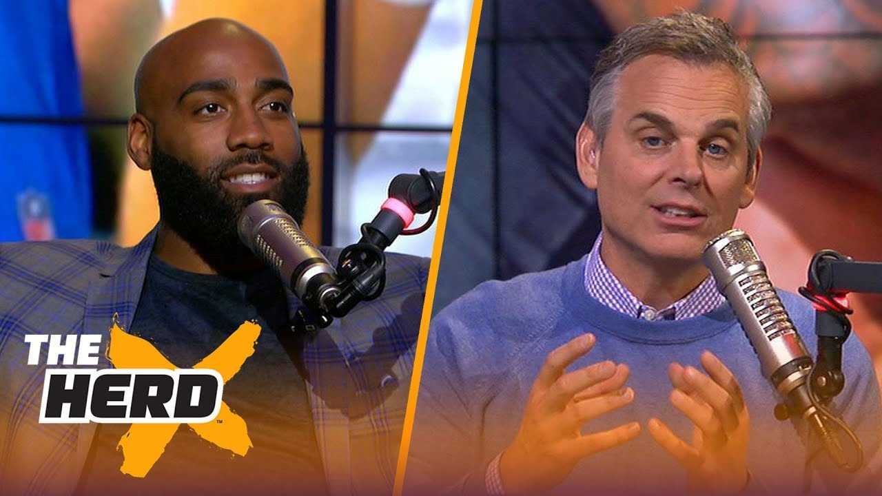 DeAngelo Hall on Aaron Rodgers' Week 4 performance, Baker's 1st start and more | NFL | THE HERD