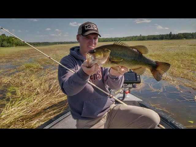 Downsize Flipping Baits for Easier Grass Fishing