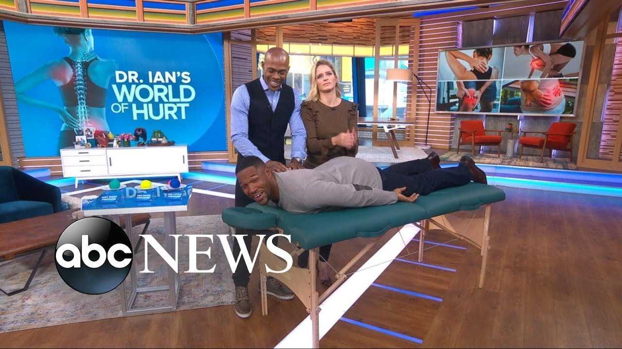 Dr. Ian Smith shares his stress-busting tips