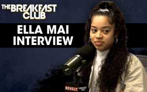 Ella Mai On Being Discovered By DJ Mustard, Following The…