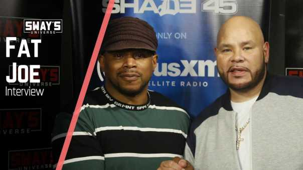 Fat Joe Speaks on Ex-Partner's Robbery Conviction, Acting with Kevin Hart in 'Night School' and More
