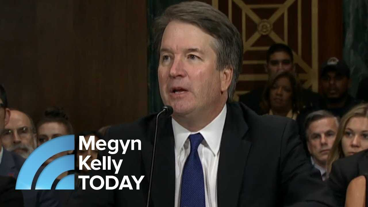 FBI To Interview New Witness In Brett Kavanaugh Investigation   Megyn Kelly TODAY
