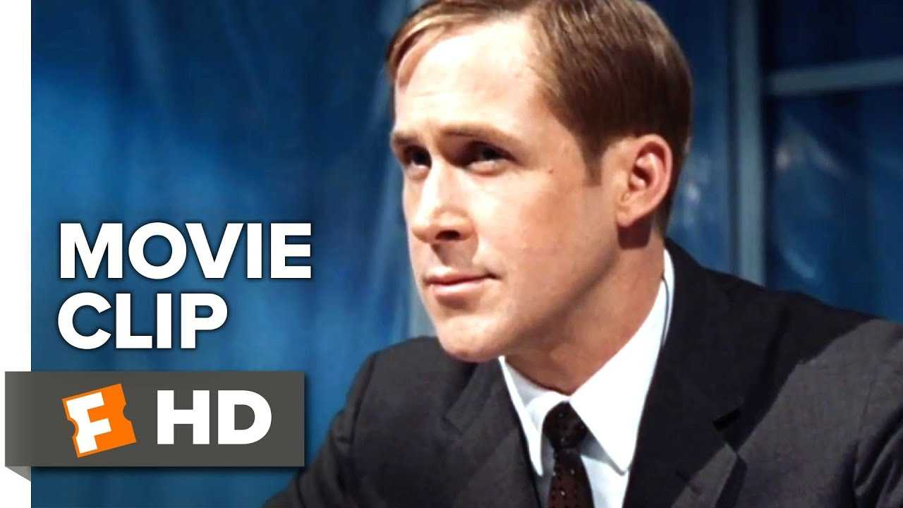First Man Movie Clip - Armstrong and Aldrin Answer Questions (2018) | Movieclips Coming Soon