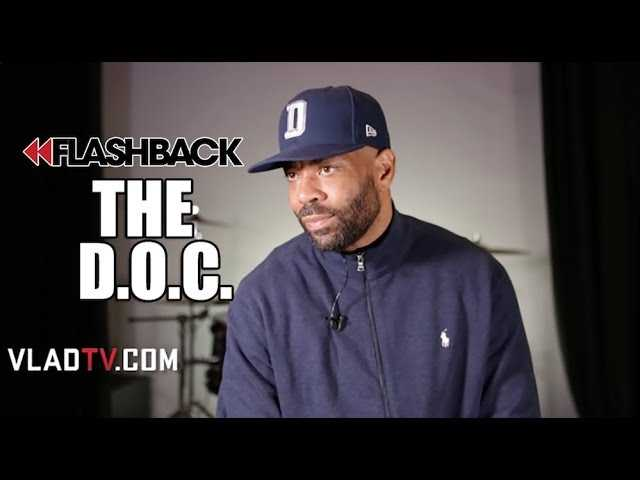 Flashback: The D.O.C. - Suge is a Deviant, He Would Piss on Football Players