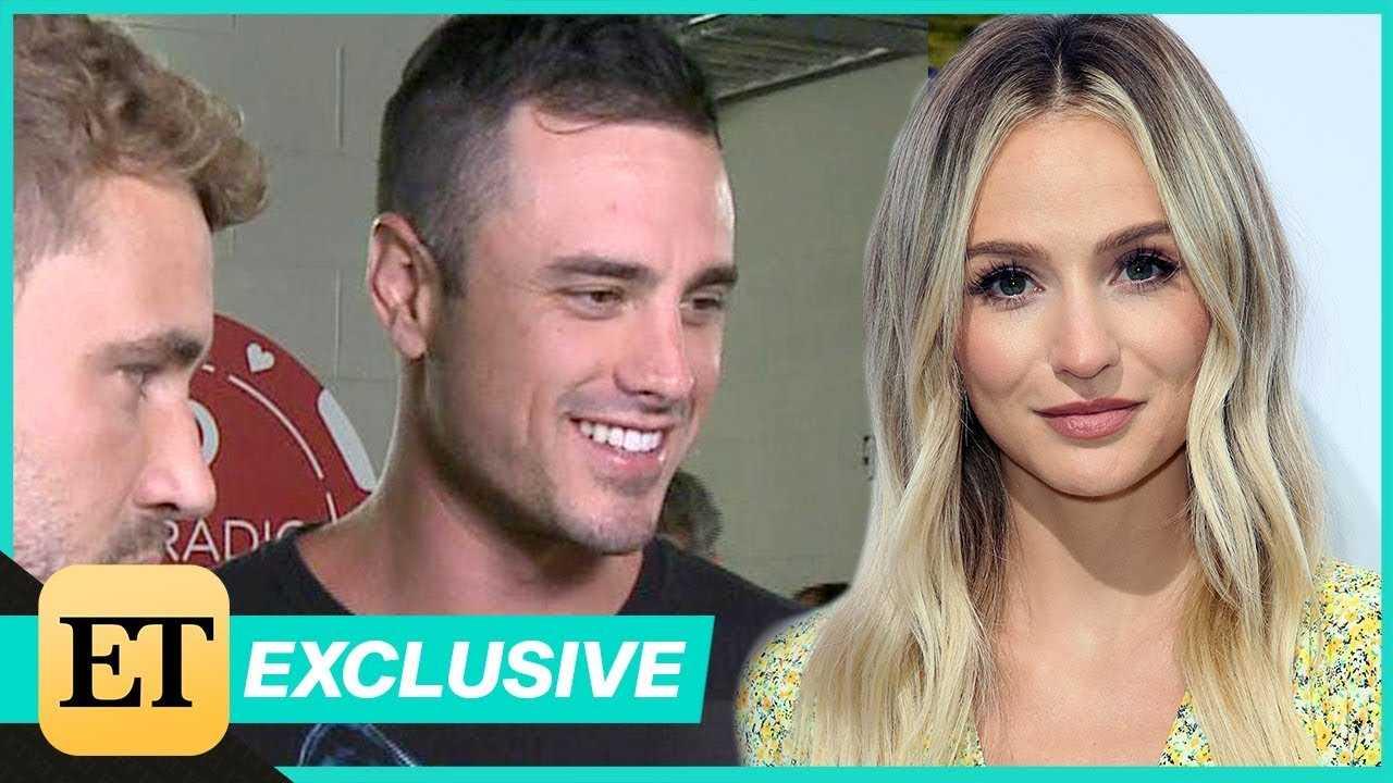 Former 'Bachelor' Ben Higgins On Whether He and Lauren Bushnell Will Get Back Together (Exclusive)