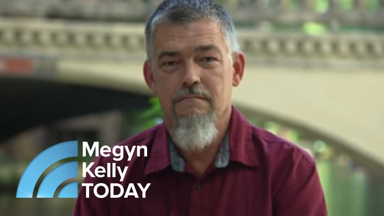 Former KKK Member Mike Burden Left With Reverend's Help | Megyn Kelly TODAY