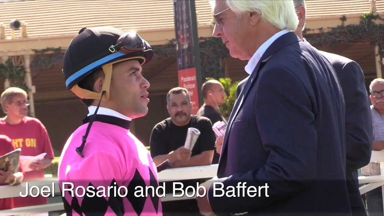 Game Winner is another top 2-year-old in Bob Baffert barn