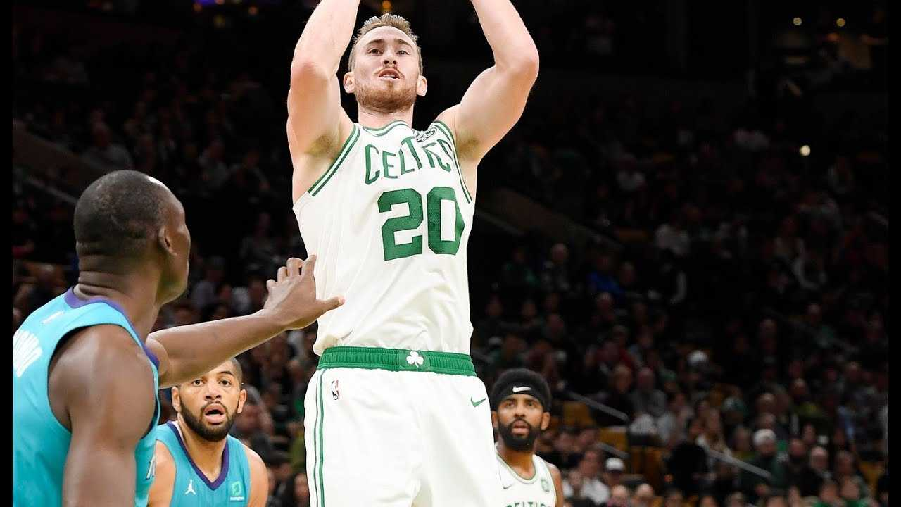 Gordon Hayward & Kyrie Irving Show Out In Hometown Debut vs The Hornets | 2018 NBA Preseason