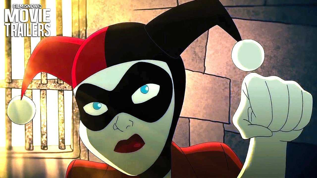 HARLEY QUINN | NYCC First Look Trailer NEW (2018) - DC Universe Animated Series