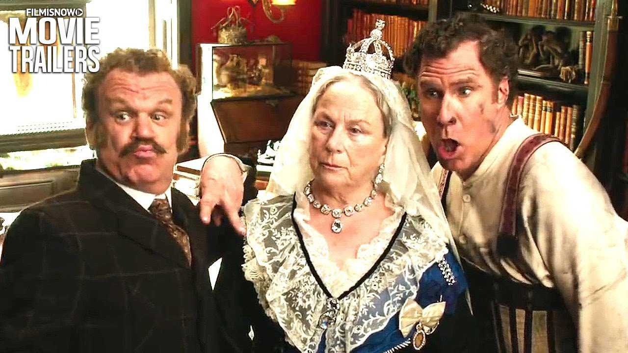 HOLMES AND WATSON Trailer NEW (2018) - Will Ferrell and John C. Reilly Comedy Movie
