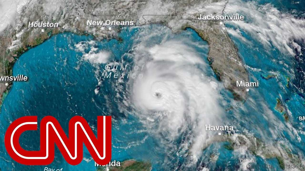 Hurricane Michael is now a Category 3 storm