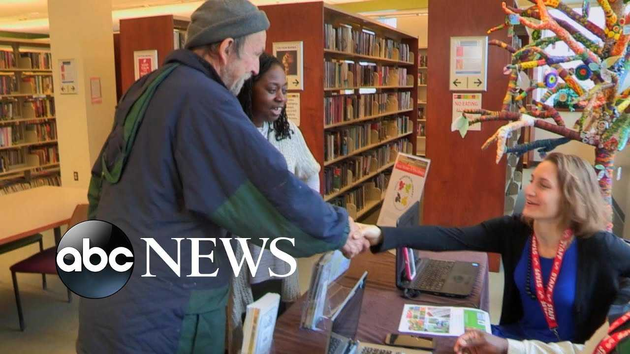 Inside the community library nominated as one of the 'Nicest Places in America'