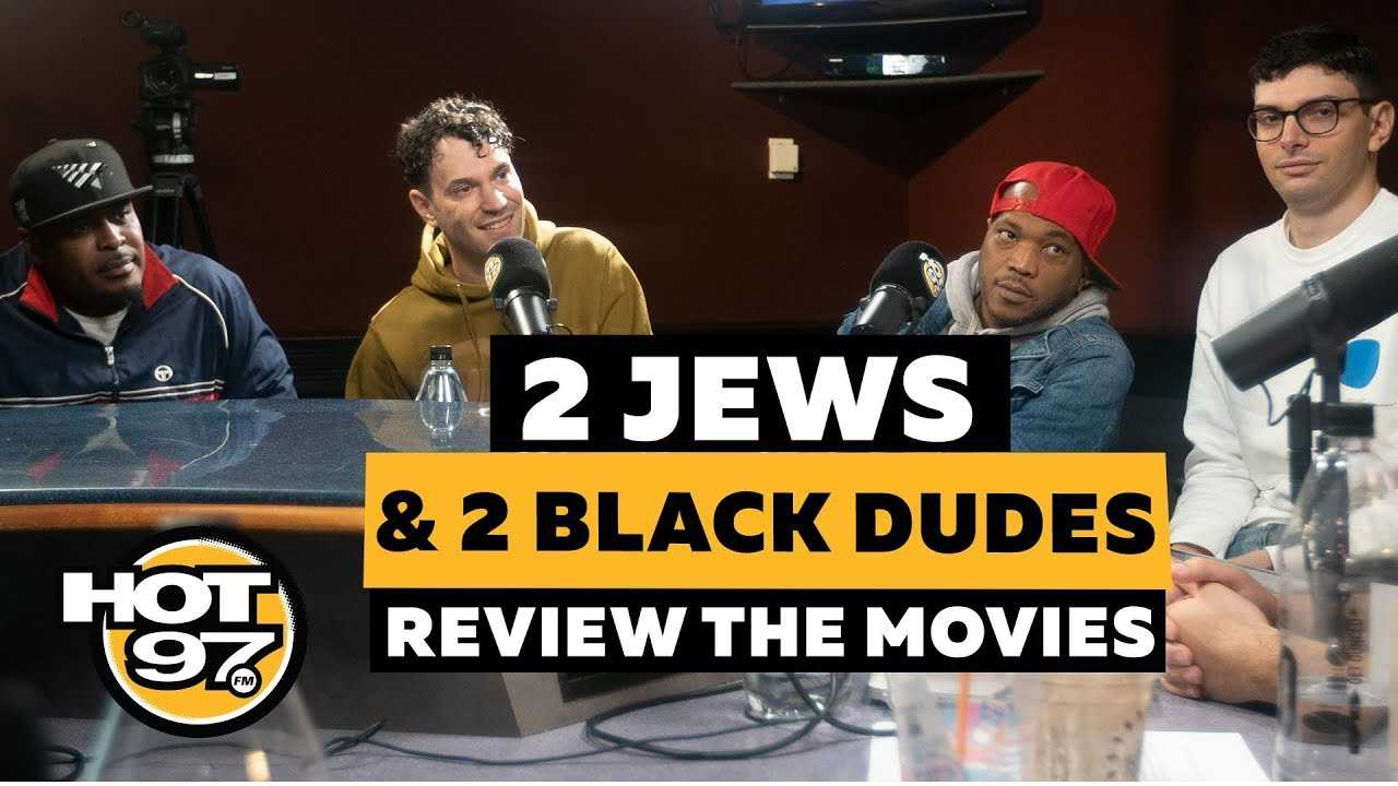 ItsTheReal & The LOX AKA 2 Jews & 2 Black Dudes Review 'Last Dragon' & 'You Got Mail'