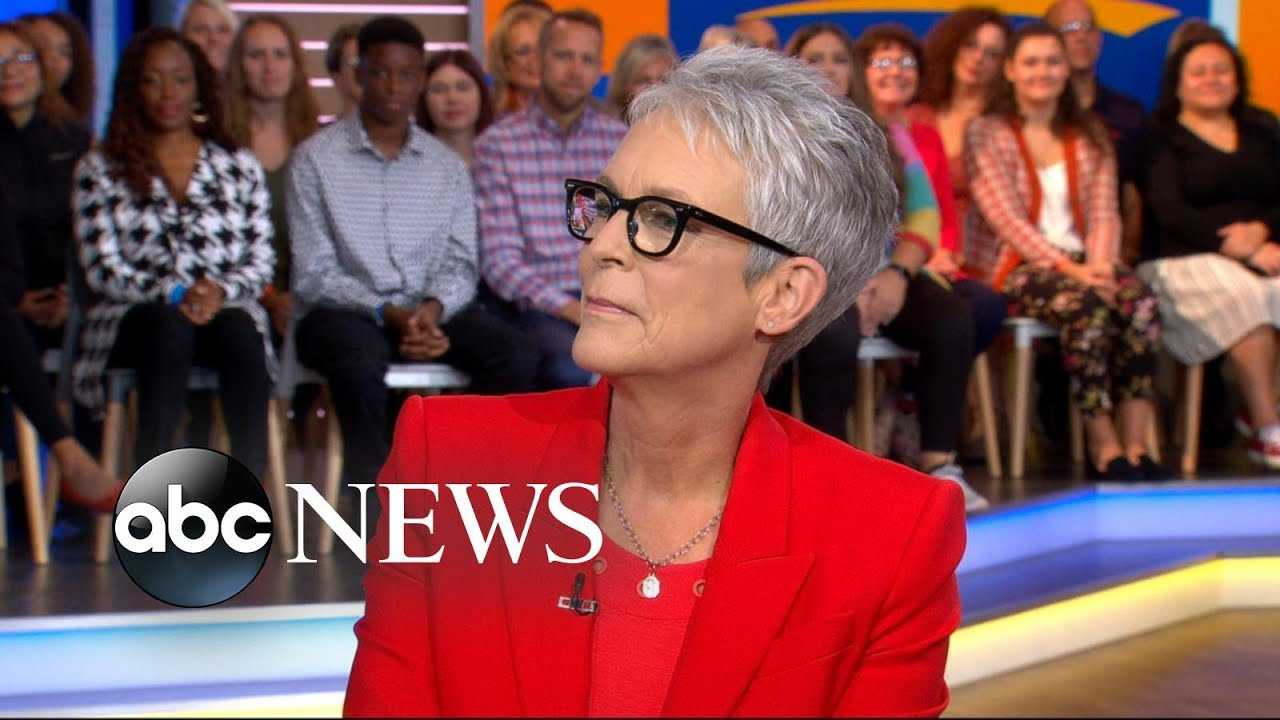 Jamie Lee Curtis opens up about 'Halloween' film