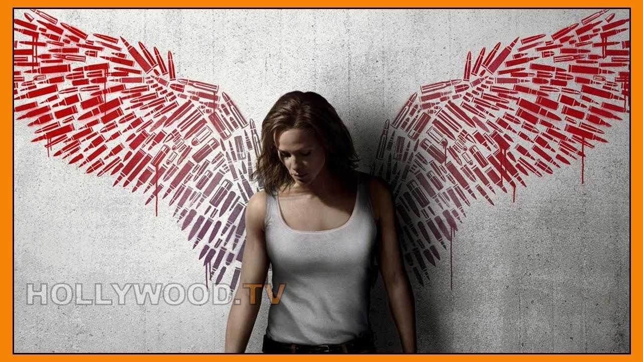 "Jen Garner talks kicking A$$ in ""Peppermint"" - Hollywood TV"