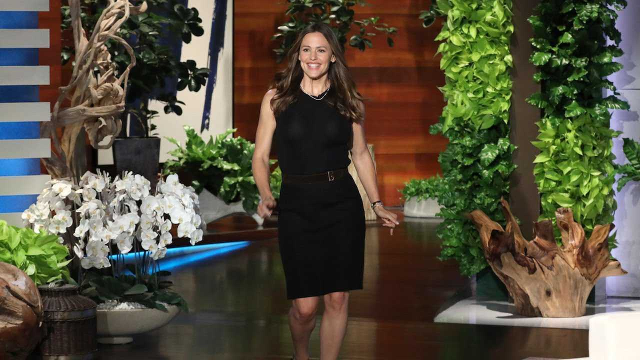 Jennifer Garner Failed to Surprise Her Fans at Her 'Peppermint' Movie Screening