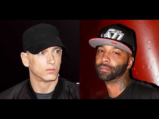 Joe Budden Totally DESTROYS Eminem With This New Diss?!?!