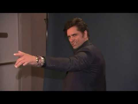 John Stamos once 'stalked a girl' for love