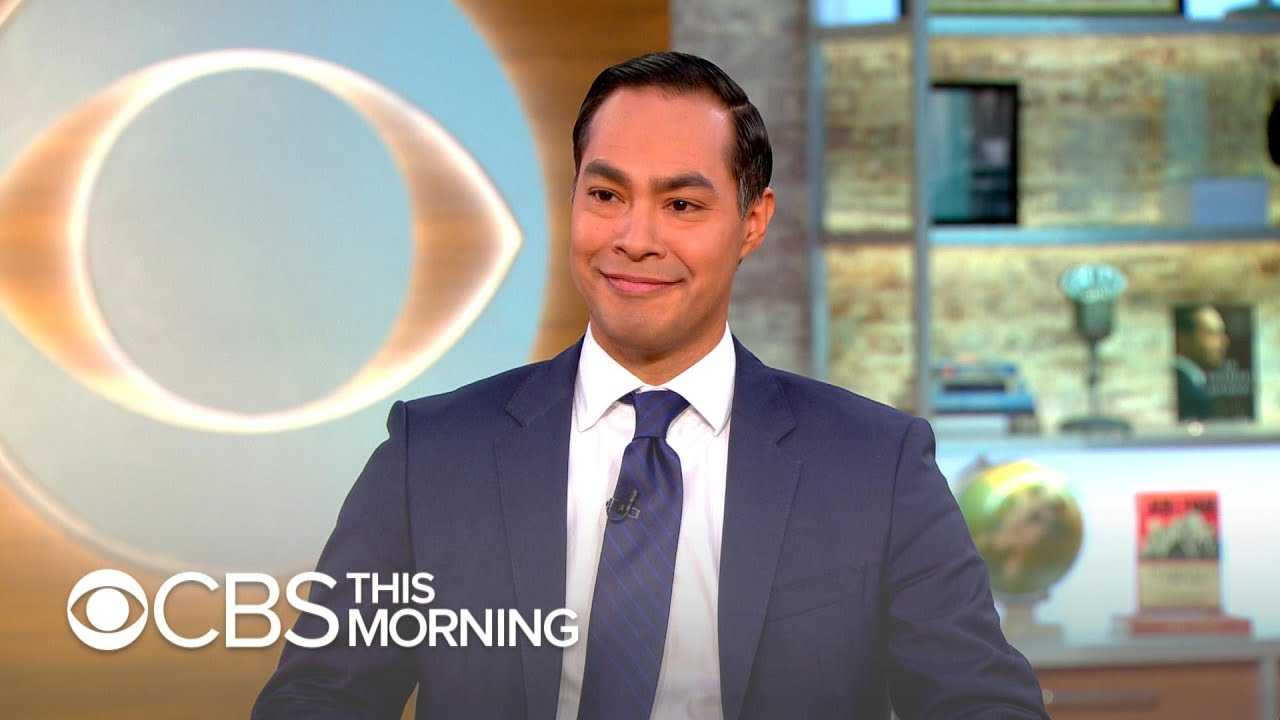 """Julian Castro says fresh candidates """"cathartic"""" after what Democrats went through in 2016"""