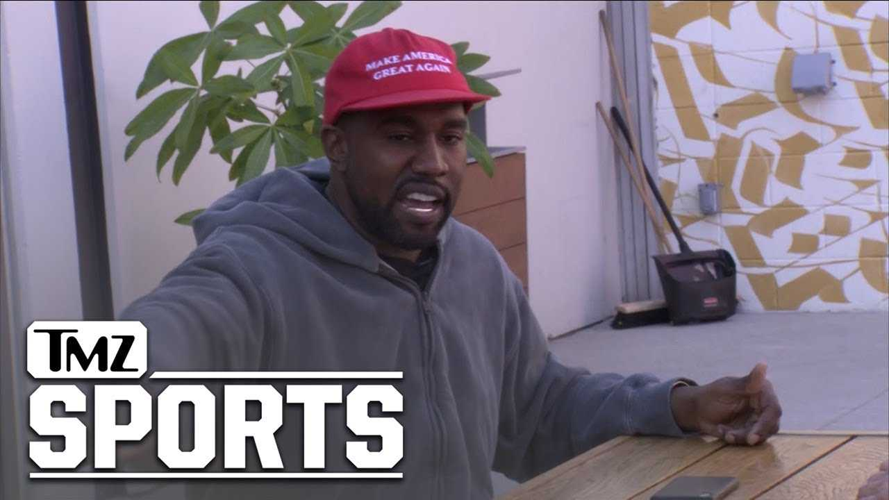 Kanye West Says LeBron James Shouldn't Have Left Cleveland | TMZ Sports