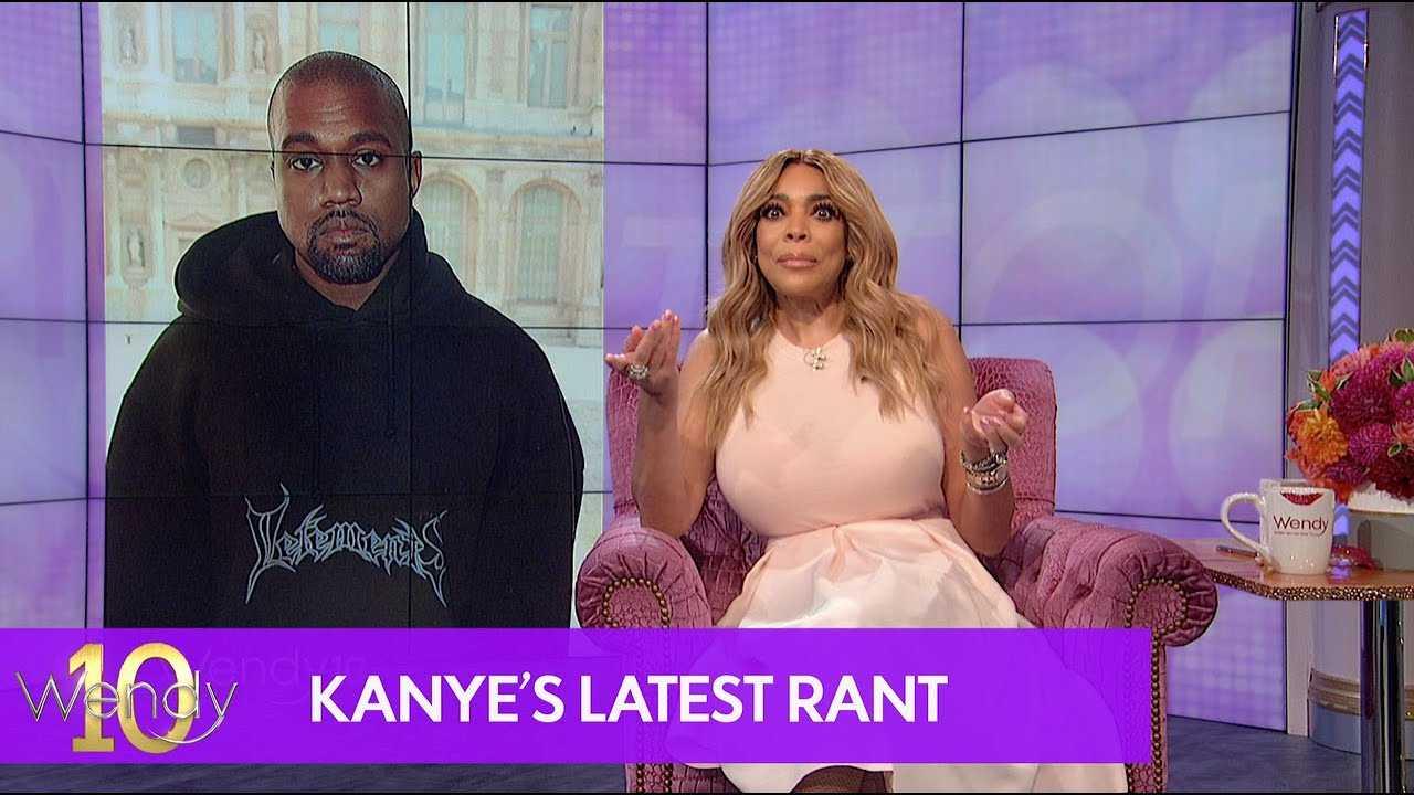 Kanye's Weekend Rant
