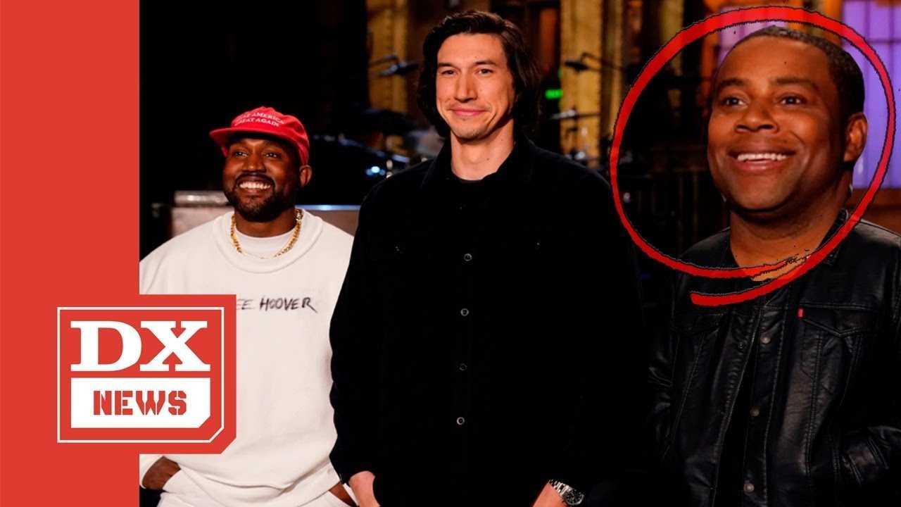 "Kenan Thompson Says Kanye West Held ""SNL"" Cast ""Hostage"" During Pro-Trump Rant"