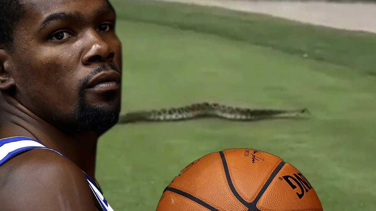 Kevin Durant SO WOKE He Calls Himself A SNAKE!