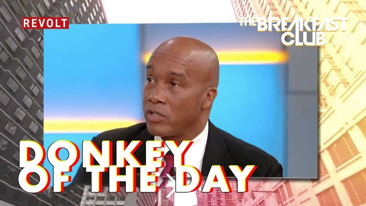 Kevin Jackson | Donkey Of The Day