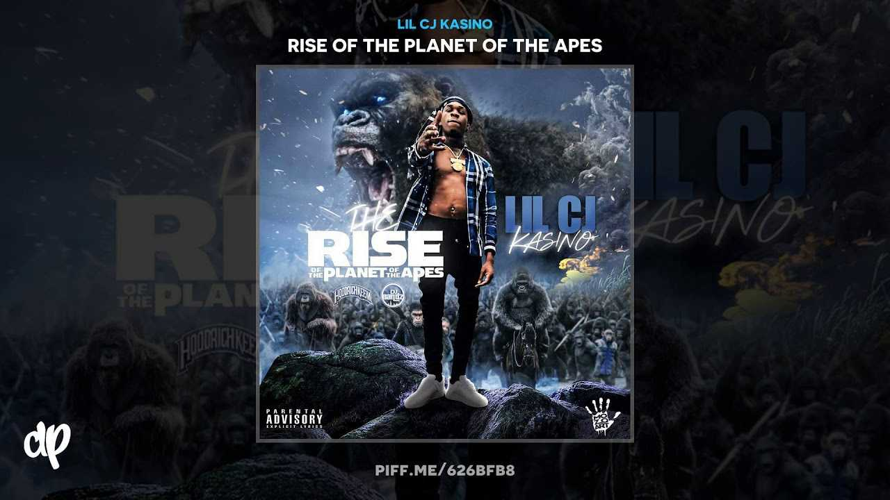 Lil Cj Kasino - Look Here [Rise Of The Planet Of The Apes]