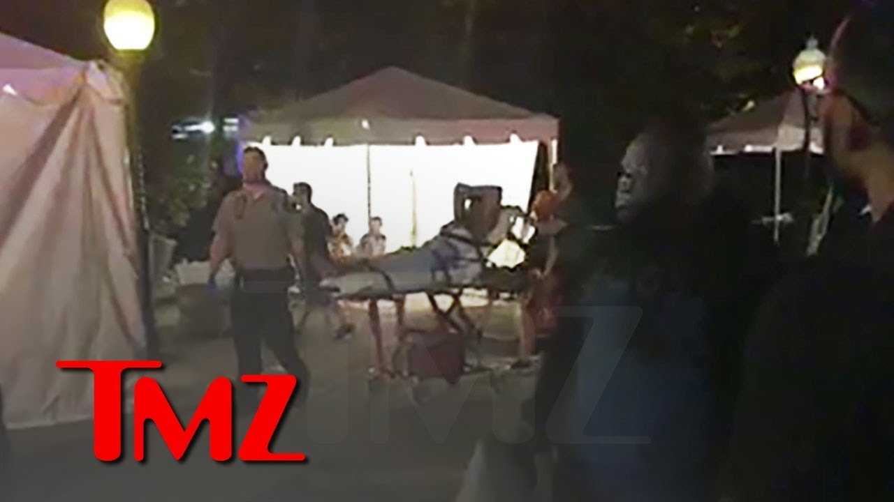Lil Wayne Concert Abruptly Ends When Someone Screams 'Shots Fired'