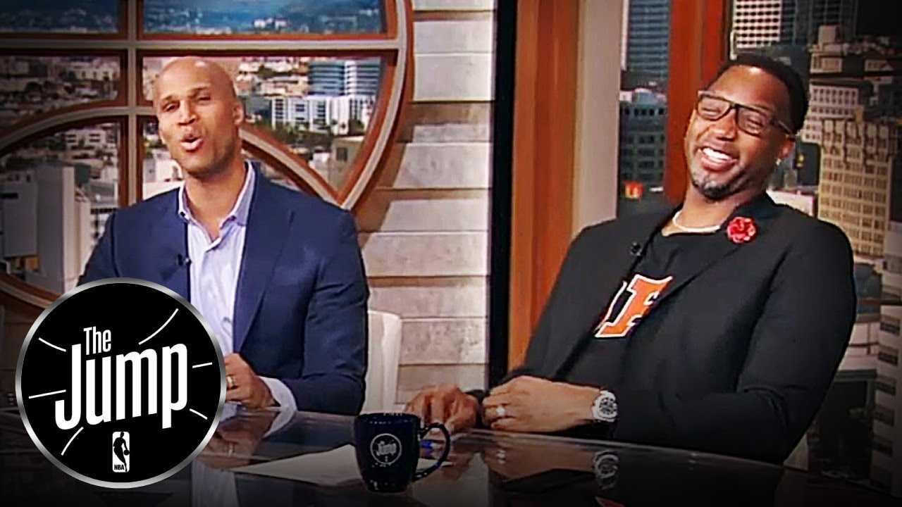 McGrady Laughs At Richard Jefferson Firing Major Shots At Phoenix Suns Organization | The Jump