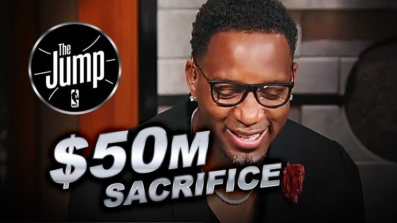 McGrady Reacts To Klay Thompson Sacrificing $50 M To Extend Contract With Golden State | The Jump