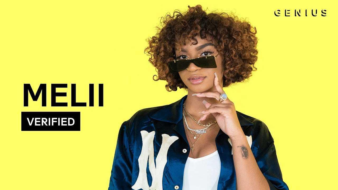 "Melii ""Sh*t Talk"" Official Lyrics & Meaning | Verified"