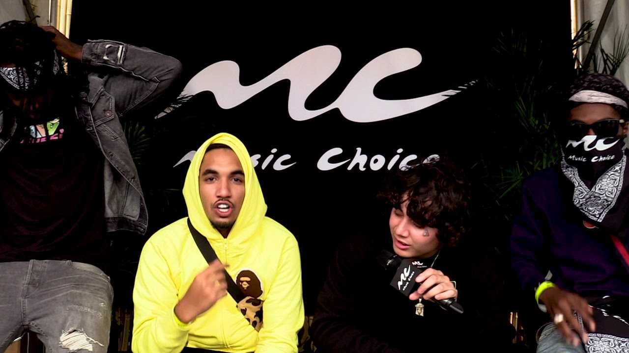 Music Choice at Hot 100 Fest: Shoreline Mafia