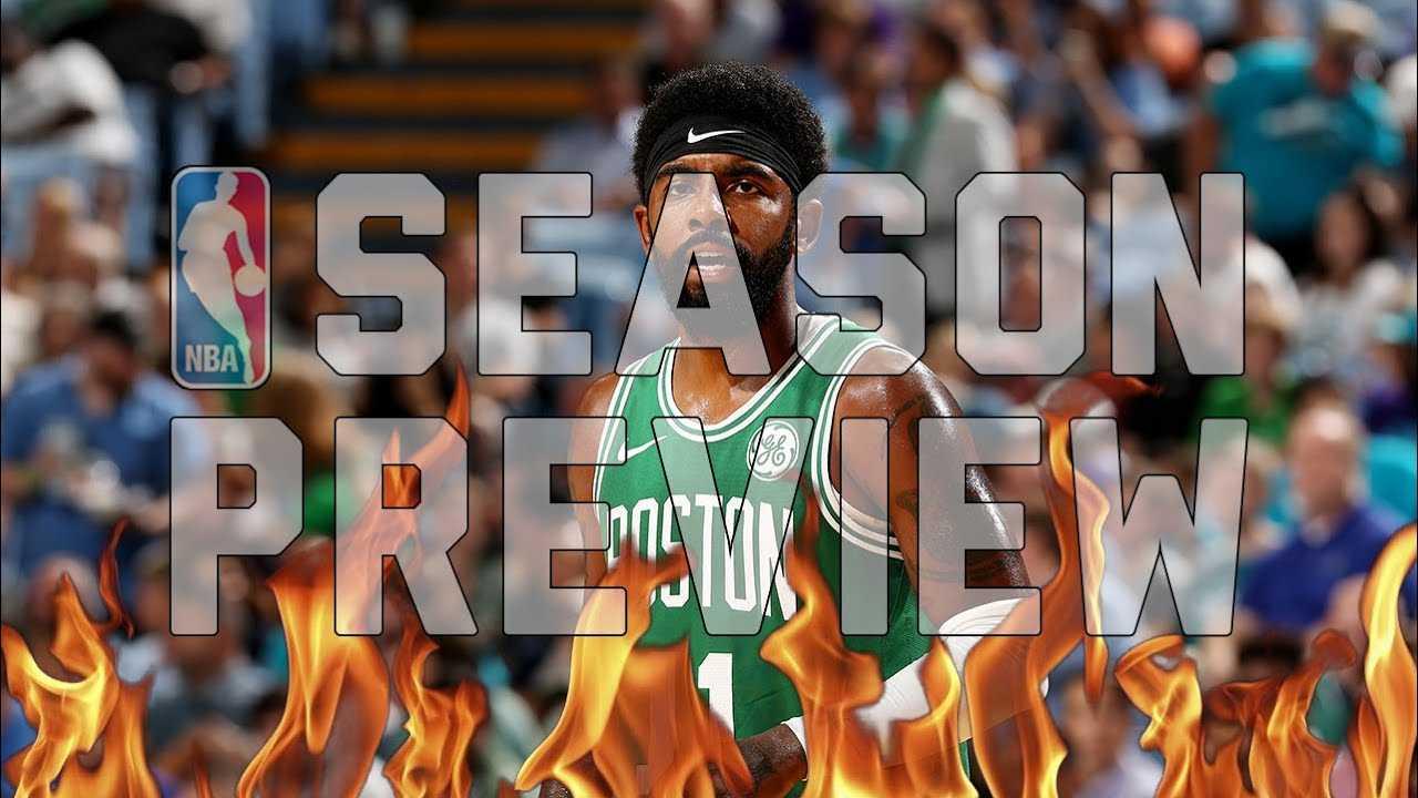 NBA Season Preview Part 2 - The Starters