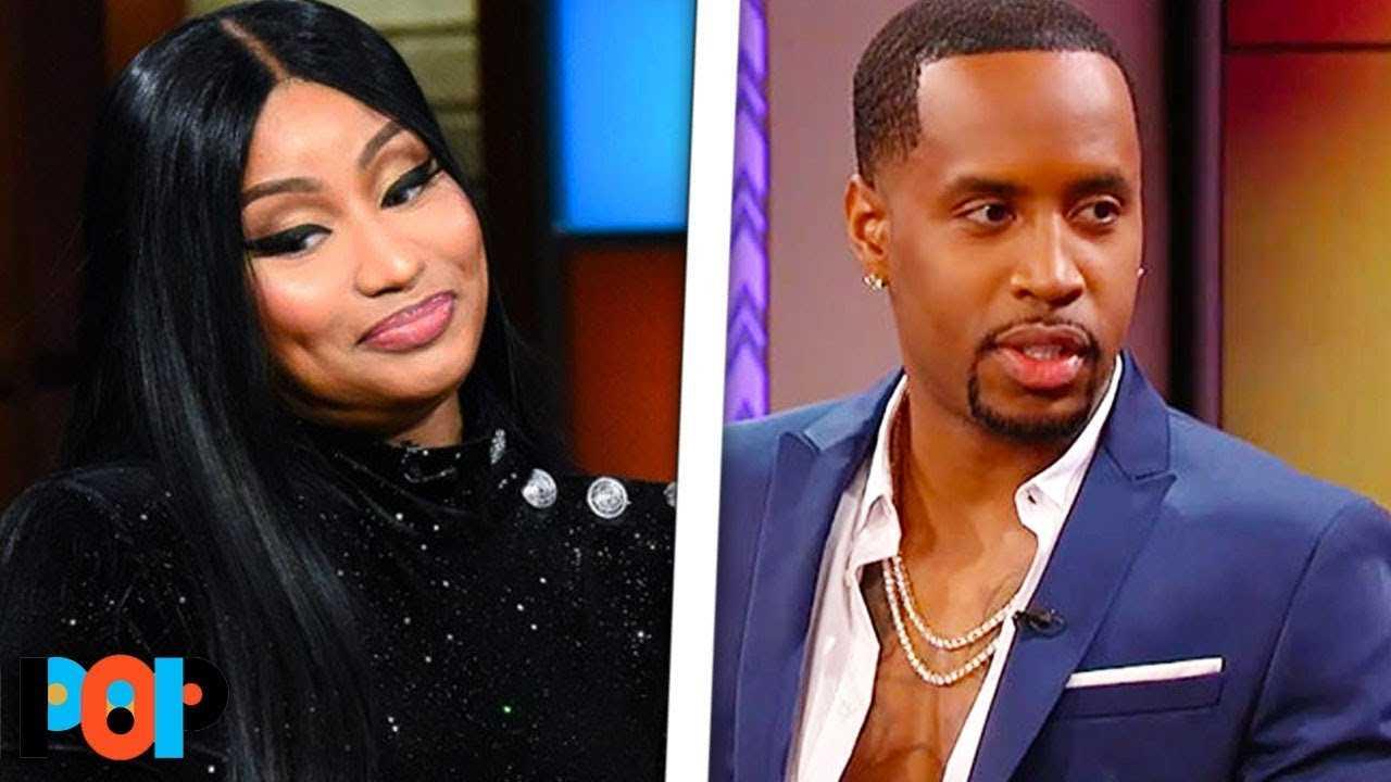 Nicki Minaj Ex Safaree Says She Chased And Stabbed Him