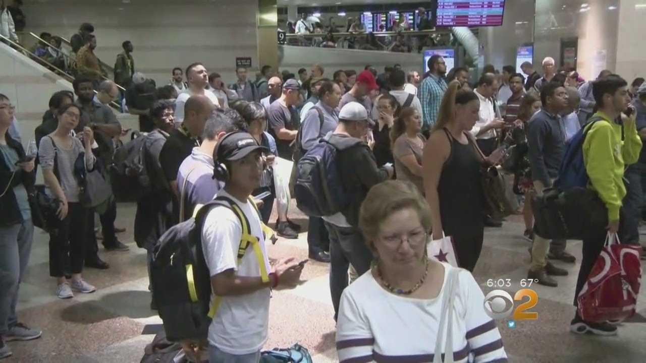 NJ Transit Customers Demand Governor Take Action