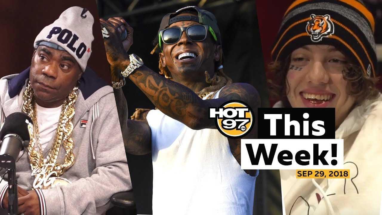 Opinions on Lil Wayne's Carter V, Tracey Morgan driveby, Lil Xan HOT97 This Week!