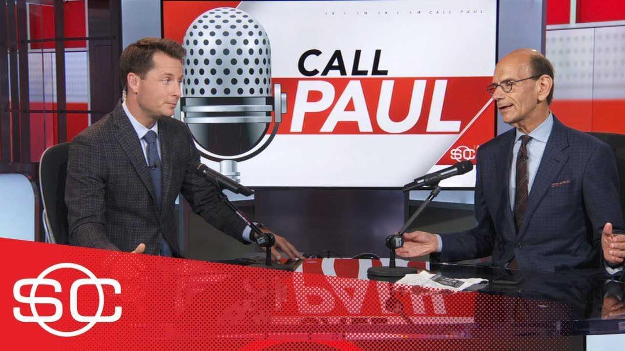 Paul Finebaum on Week 5 NCAA football: Michigan, Kentucky, Notre Dame   SportsCenter   ESPN