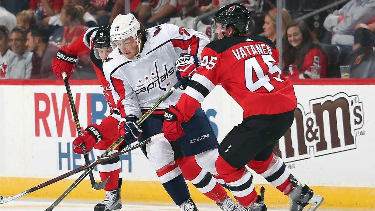 Postgame Analysis: Vatanen & Palmieri Power Devils Over Capitals