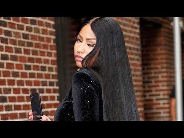 Rapper Nicki Minaj talks Rap beef with Rapper Remy Ma