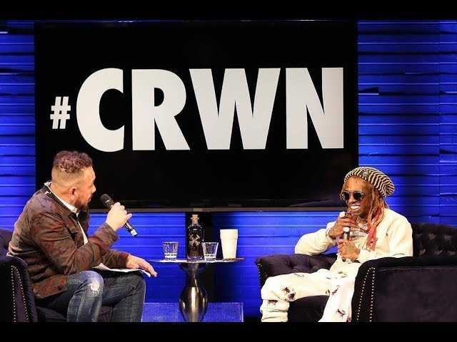 ReCap: Lil Wayne Explains Why Drake Didn't Make It On Carter V [Lil Wayne × Elliott Wilson] [2018]