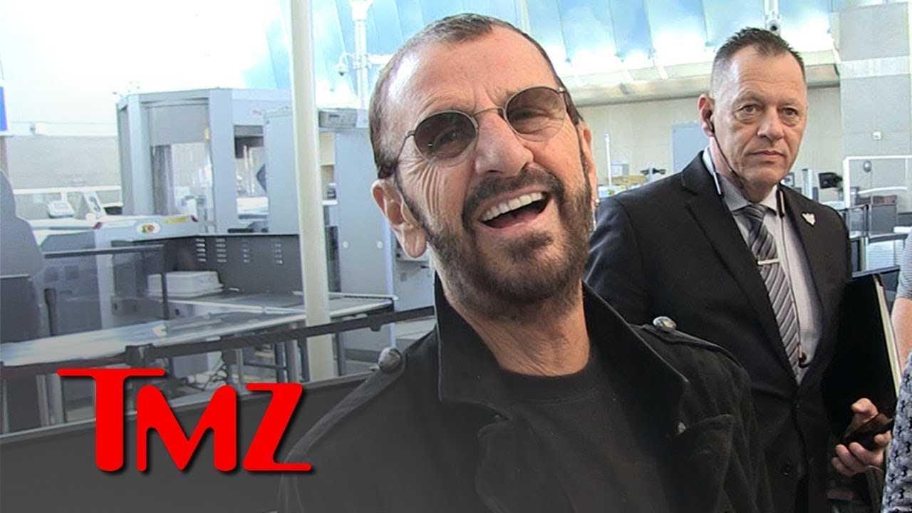 Ringo Starr Says Beatles' Masturbation Sessions Were Before His Time   TMZ